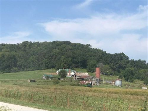 Farm Home on 50 M/L Acres With Inc : Rayville : Ray County : Missouri