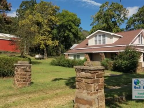 Outstanding Working Ranch & Hunting : Adair : Mayes County : Oklahoma