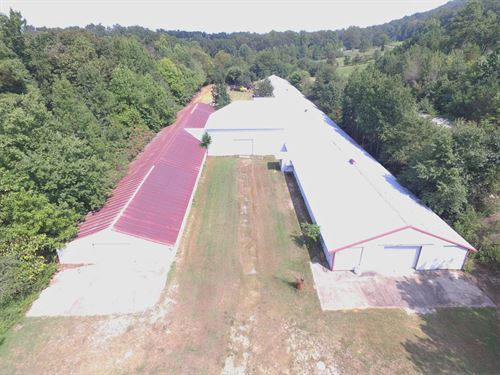 Mini Farm Or Warehouse Opportunity : Odenville : Saint Clair County : Alabama