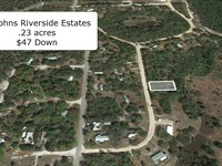 .23 Acre R2 Zonning Owner Finance : Satsuma : Putnam County : Florida