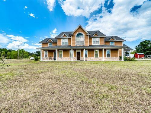 20 Acres In North Zulch : North Zulch : Madison County : Texas