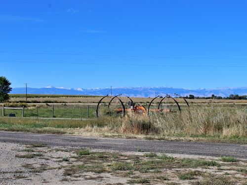 Peterson Road Irrigation And Range : Riverton : Fremont County : Wyoming