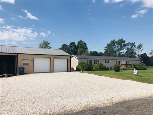 10 M/L Acre Turn-Key Mini Farm : Bethel : Shelby County : Missouri