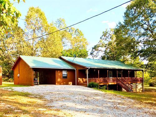 Country Home Eleven Point River : Imboden : Randolph County : Arkansas