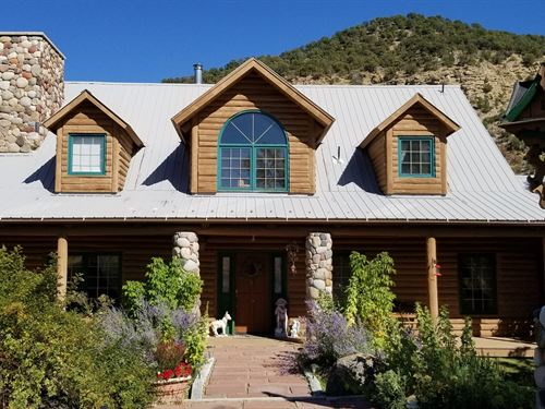 Stunning Colorado Ranch For Sale : Silt : Garfield County : Colorado