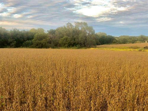 West Denton Road Farm : Denton : Lancaster County : Nebraska