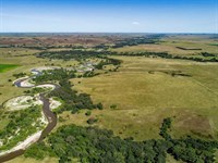 1,497.38 Acres, More OR Less Tripp : Colome : Tripp County : South Dakota