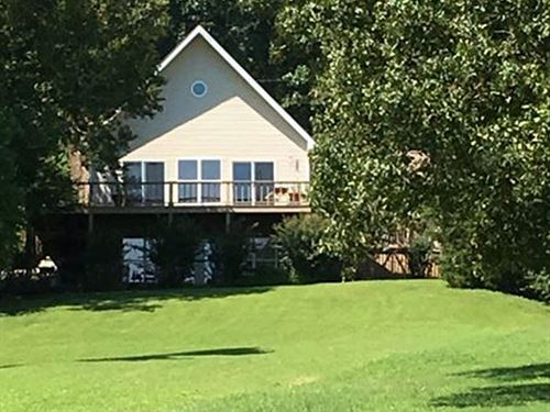 Beautiful Tn/Beech River Lake Home : Decaturville : Decatur County : Tennessee
