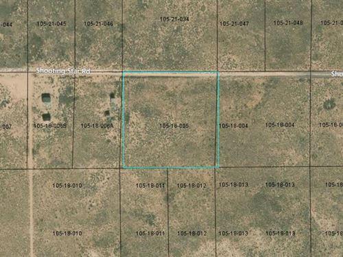 1.25 Acres In Navajo County Arizona : Holbrook : Navajo County : Arizona