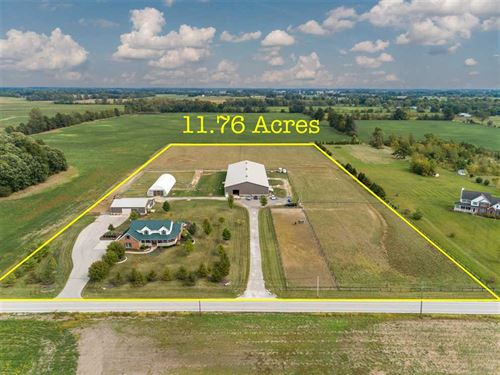 Horse Farm Estate, Home, Riding : Westfield : Hamilton County : Indiana