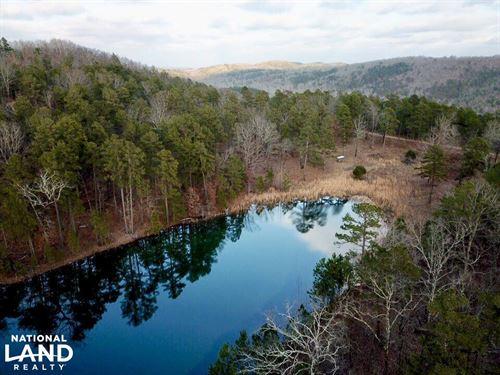 2,785 Acre Wildlife & Developmen : Hot Springs : Garland County : Arkansas