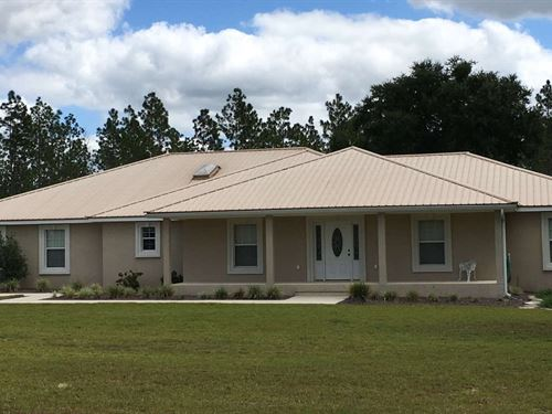 This Property Absolutely Stunning : Lee : Madison County : Florida