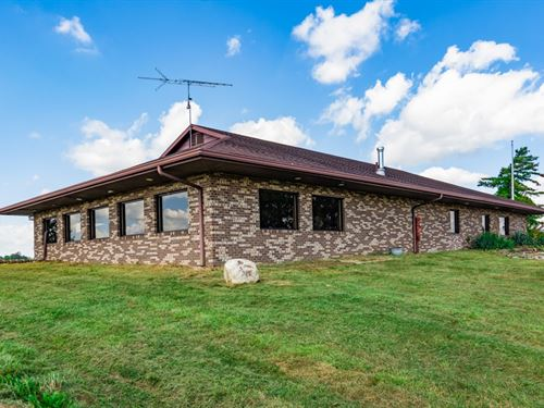 Country Home For Sale Eaton Indiana : Eaton : Delaware County : Indiana