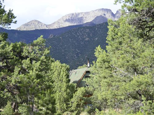Home Away From Home Only $149/Month : Crestone : Saguache County : Colorado