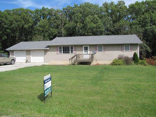 Rural Home And Small Acres Clark Co : Kahoka : Clark County : Missouri