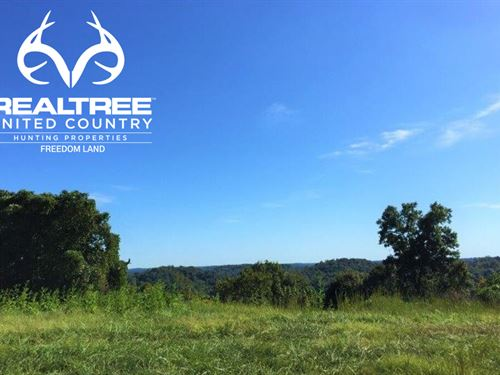 Affordable Ohio Hunting Land 65 Ac : Pomeroy : Meigs County : Ohio