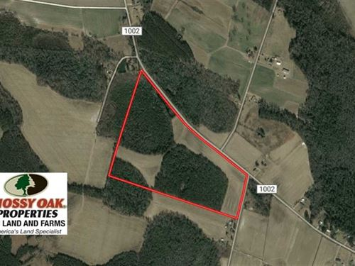 Under Contract, 55 Acres of Farm : Whiteville : Columbus County : North Carolina