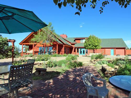 Horse Property Lodge Facility 29 : Dolores : Montezuma County : Colorado
