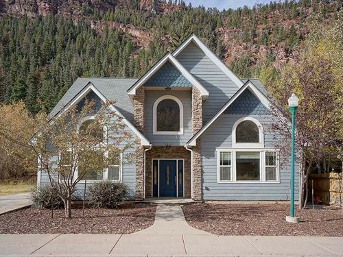 Mountain Home, Ouray, Colorado : Ouray : Colorado