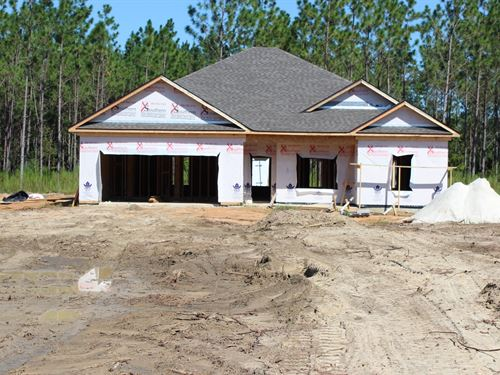 Country Home Near Dothan, AL : Cowarts : Houston County : Alabama