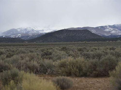 10 Acres, Sanchez Reservoir View : San Luis : Costilla County : Colorado