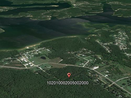 .88 Acres Close To The Lake, $8,999 : Pittsburg : Hickory County : Missouri