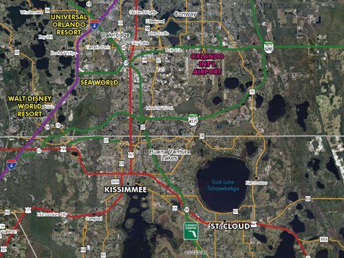 Kissimmee Park Opportunity : Saint Cloud : Osceola County : Florida