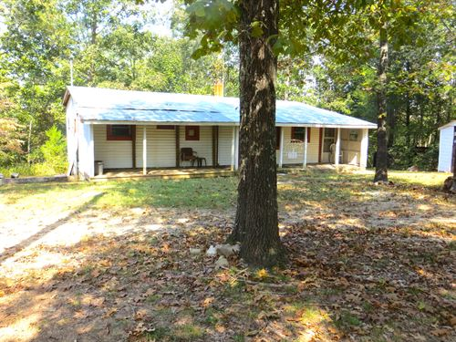 Land For Sale In The Ozarks : Mammoth Spring : Fulton County : Arkansas