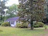 Fixer Upper Country Home : Wallace : Marlboro County : South Carolina