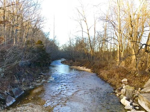 906 +/- Ac Certified Organic : Mountain Grove : Wright County : Missouri