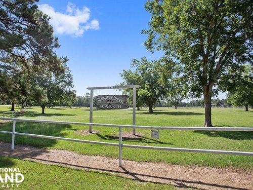 Peairs Rd./Sandy Creek Ranch : Zachary : East Baton Rouge Parish : Louisiana