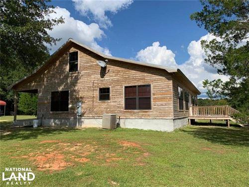 Bluett Tanner Road Cabin, Recreatio : Wilmer : Mobile County : Alabama