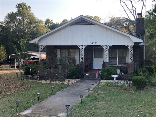 Homes Slocomb,Alabama Florida Line : Samson : Geneva County : Alabama