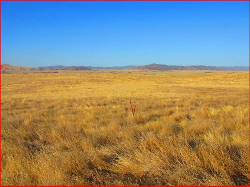 Ranch Lot, Scenic Views, Access : Santa Margarita : San Luis Obispo County : California