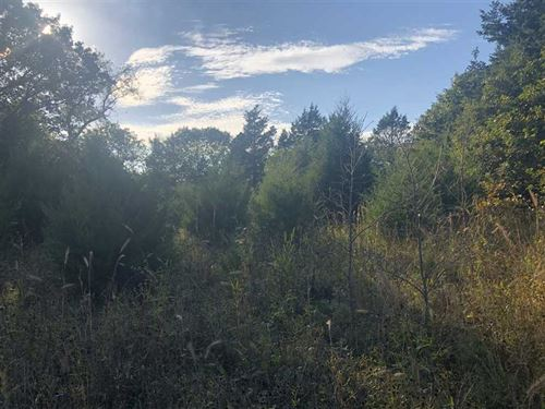 16 Beautiful Acres Close to Pom : Pittsburg : Hickory County : Missouri