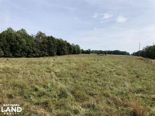 Callaway County Rural Homesite : Auxvasse : Callaway County : Missouri