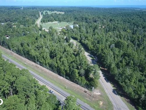 3.5 Acre Commercial/Development Tra : Coldspring : San Jacinto County : Texas