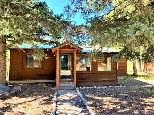 One Level Ponderosa Cabin : South Fork : Rio Grande County : Colorado