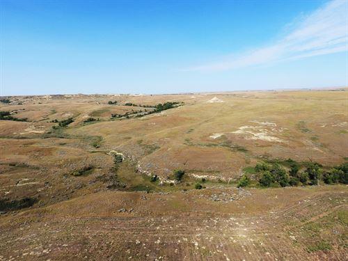 100 Acres Vacant, Buildable Land : Glendive : Dawson County : Montana