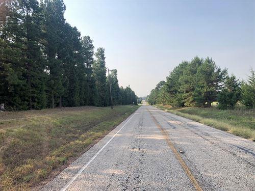 East Texas Land, Homesite Tract : Queen City : Cass County : Texas