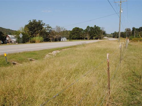 50 Acres of Pastureland in Pangbur : Pangburn : White County : Arkansas