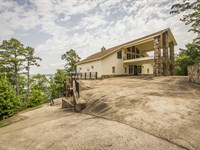 9,927 sq ft Greers Ferry Lakefront : Quitman : Cleburne County : Arkansas