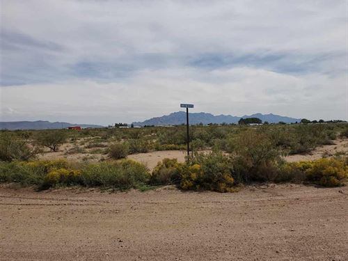 This 2.5-Acre Property Gem Located : Deming : Luna County : New Mexico