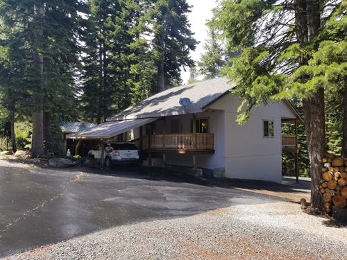 Beautiful Home Mountains, 1 Bed/1 : Alturas : Modoc County : California