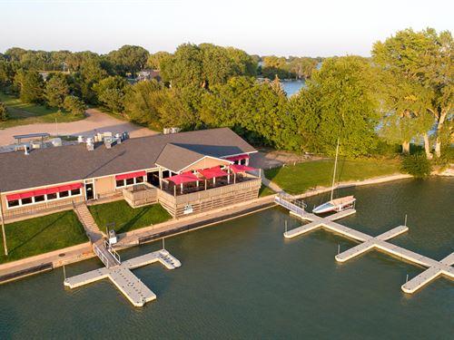 Auction, Marina Bar & Grill Johnson : Johnson : Gosper County : Nebraska