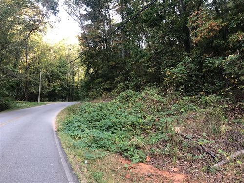 4.93+- Ac, Wooded Homesite Bartow : Emerson : Bartow County : Georgia