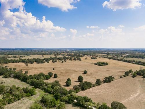 Build Your Dream Home : Iola : Grimes County : Texas