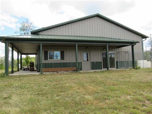 480Ac Tract Beautiful Lodge 1117715 : Hermansville : Menominee County : Michigan