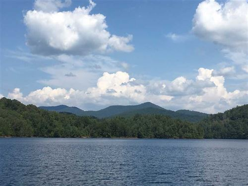 Lake Front Lot With Septic And Wat : Murphy : Cherokee County : North Carolina