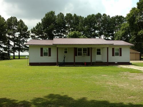 Country Home In Duck Country : Delaplaine : Randolph County : Arkansas